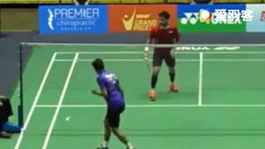 卡什亚普VS萨米尔 2017美国公开赛 男单1/4决赛视频
