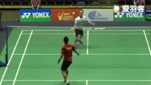 基兰VS德万托罗•潘杜 2017美国公开赛 男单1/8决赛视频