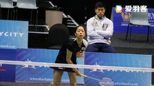 川上纱惠奈VS菲特安妮 2017新西兰公开赛 女单半决赛视频