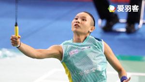 戴资颖VS川上纱惠奈 2017韩国公开赛 女单1/16决赛视频