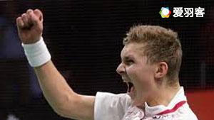 安赛龙VS斯里坎特 2017日本公开赛 男单1/4决赛视频