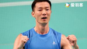 李炫一VS谌龙 2017丹麦公开赛 男单1/16决赛明仕亚洲官网