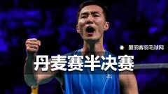 丹麦赛:因达农击败戴资颖,李炫一晋级决赛