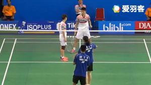 里瓦尔迪/皮塔VS雷汉/茜蒂 2017世界青年羽毛球锦标赛 混双决赛视频