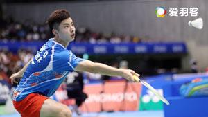 石宇奇VS利弗德斯 2017法国公开赛 1/8决赛明仕亚洲官网