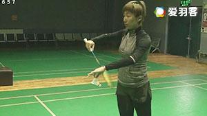 世界冠军王晓理亲自示范教你双打发球!