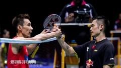 李宗伟:目前年轻球员尚未达到他和林丹的水平