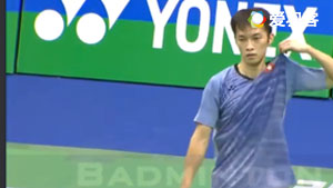 伍家朗VS常山干太 2017香港公开赛 男单1/16决赛视频