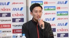 全日本锦标赛丨桃田贤斗2比1逆转打入8强