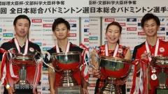 全日本锦标赛落幕丨20岁黑马包揽两冠!松糕屈居亚军