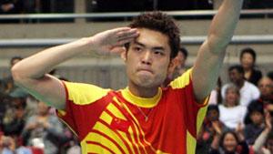 林丹VS陶菲克 2006汤姆斯杯 男团半决赛视频
