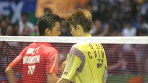 林丹VS陶菲克 2005苏迪曼杯 混合团体决赛明仕亚洲官网