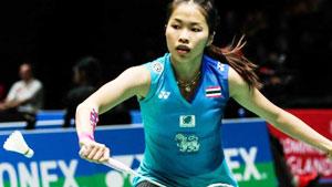 因达农VS成池铉 2017世界羽联总决赛 女单小组赛视频