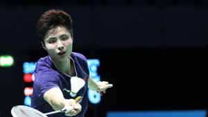 石宇奇VS安赛龙 2017世界羽联总决赛 男单小组赛视频