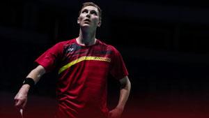安赛龙VS周天成 2017世界羽联总决赛 男单小组赛视频