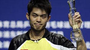 林丹VS陶菲克 2008香港公开赛 男单半决赛视频