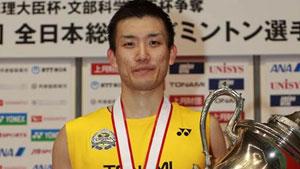 武下利一VS西本拳太 2017日本全国锦标赛 男单决赛视频