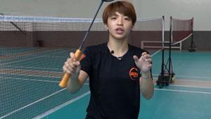 台湾教练教你双打封网,又快又不失误!