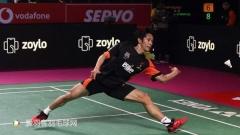 印度羽超第六日丨安赛龙2-0胜田厚威,班加罗尔爆破队首站告捷