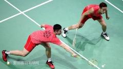 大马赛1/4决赛丨国羽女单全军覆没,张楠/刘成被双蔚逆转