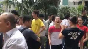 印尼发生6.4级地震,高桥礼华吓得尖叫!