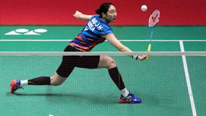 成池铉VS金达汶 2018印尼大师赛 女单1/8决赛明仕亚洲官网