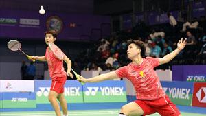 杜玥/李茵晖VS蓬纳帕/斯基·瑞迪 2018印度公开赛 女双1/4决赛视频