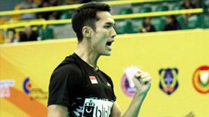 乔纳坦VS石宇奇 2018亚洲团体锦标赛 男团决赛明仕亚洲官网