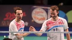 萨米尔击败约根森,泡沫组合轻松夺冠丨瑞士赛