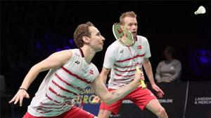 鲍伊/摩根森VS伊斯里亚内特/纳姆达斯 2018瑞士公开赛 男双决赛视频