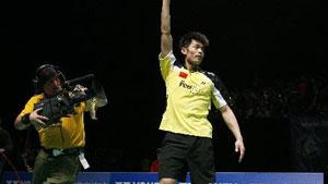 林丹VS李宗伟 2009全英公开赛 男单决赛明仕亚洲官网