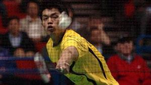 林丹VS鲍春来 2007全英公开赛 男单半决赛明仕亚洲官网