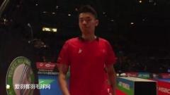 林丹首穿自主品牌征全英,并称:中国体育市场的进步