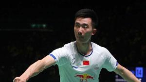 黄宇翔VS斯里坎特 2018全英公开赛 男单1/8决赛视频