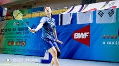 李雪芮击败王祉怡,郭新娃混双晋级丨陵水赛半决赛