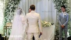 费尔纳迪大婚,苏卡穆约当伴郎抢镜