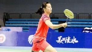 李雪芮VS金佳恩 2018中国羽毛球挑战赛 女单决赛视频