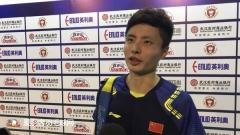 桃田贤斗受伤恐退赛,石宇奇:有点怕他的网前球