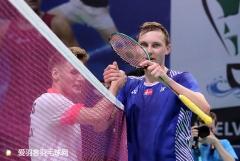 马琳、安赛龙晋级,安东森抽筋退赛丨欧锦赛1/4决赛