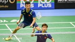 国羽男单3人打入半决赛,提前锁定1个决赛名额丨澳洲公开赛