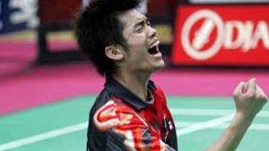 林丹VS李炫一 2004汤姆斯杯 男团半决赛365bet体育在线