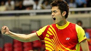 林丹VS盖德 2004汤姆斯杯 男团决赛明仕亚洲官网