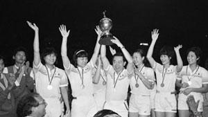 尤伯杯简史丨中国队仅丢三冠