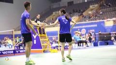 威克多杯全国青年锦标赛结束,邸子健/王昶获男双冠军