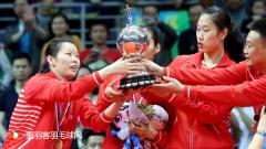 外媒:李雪芮回归难抗衡日本,中国统治尤杯也许到头了