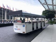 汤尤杯印记:闷热的曼谷,国羽坐着双条车去比赛