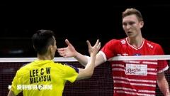 汤杯第4日丨约根森战胜伊斯干达,丹麦3-2胜大马