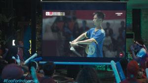 火热的激情丨2018年印尼公开赛宣传片