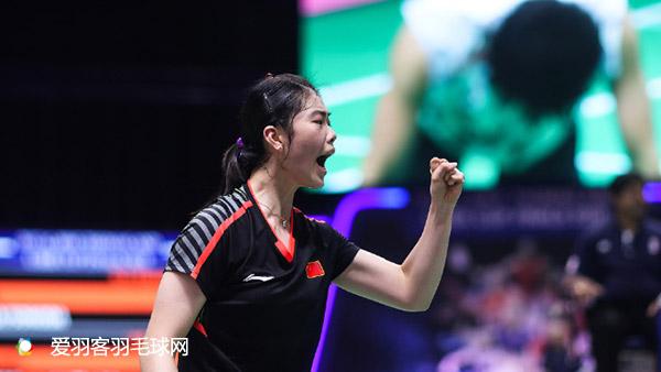 2018美国公开赛丨李文珊vs高昉洁精彩球集锦