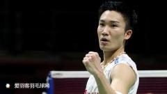 张楠/刘成25-23险胜,桃田贤斗涉险过关丨马来赛1/16决赛